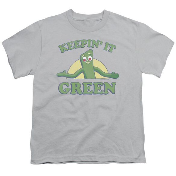GUMBY KEEPIN IT GREEN-S/S T-Shirt