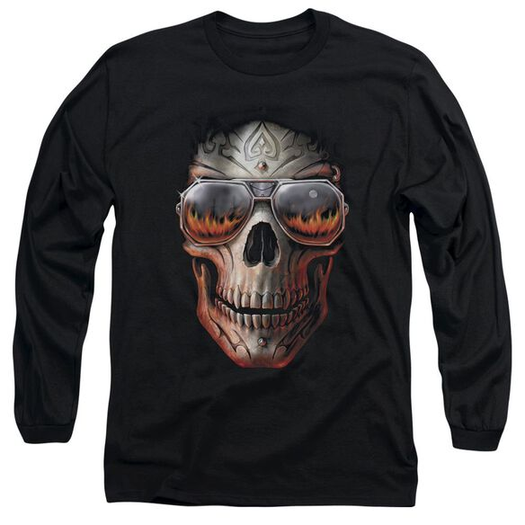 Anne Stokes Hellfire Long Sleeve Adult T-Shirt