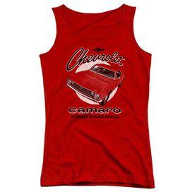 Chevrolet Retro Camaro Juniors Tank Top