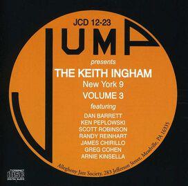 Keith Ingham - Keith Ingham & the New York 9 3