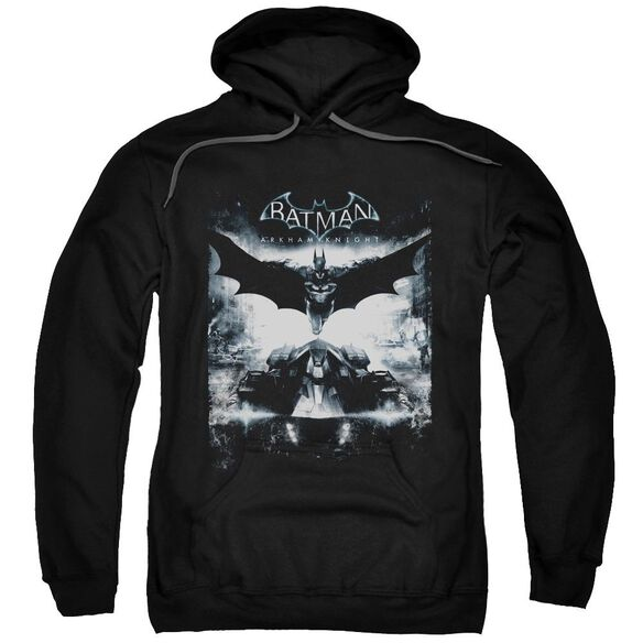 Batman Arkham Knight Forward Force Adult Pull Over Hoodie