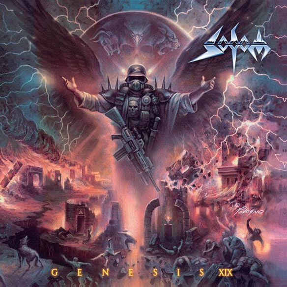 Sodom - Genesis XIX (Clear with Smokey White Vinyl)
