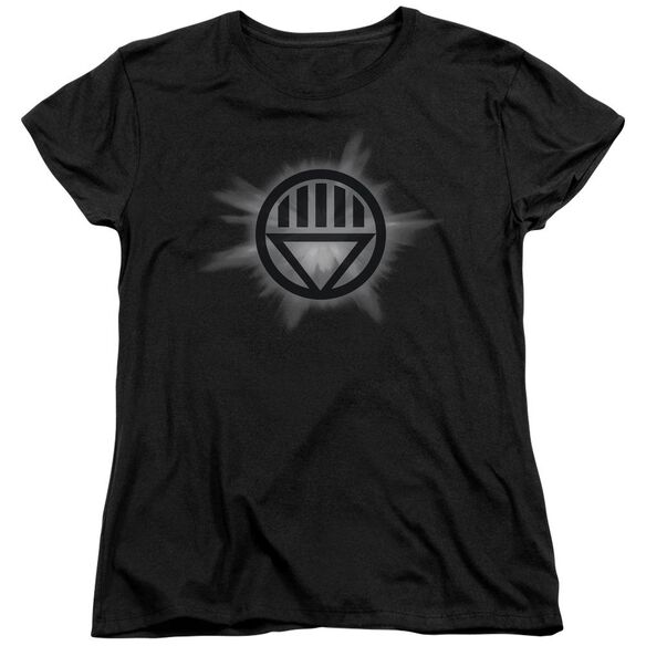 Green Lantern Glow Short Sleeve Womens Tee T-Shirt