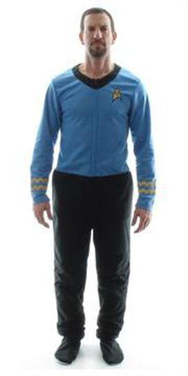 Star Trek Science Union Suit