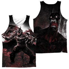 Infinite Crisis Ic Batman (Front Back Print) Adult 100% Poly Tank Top