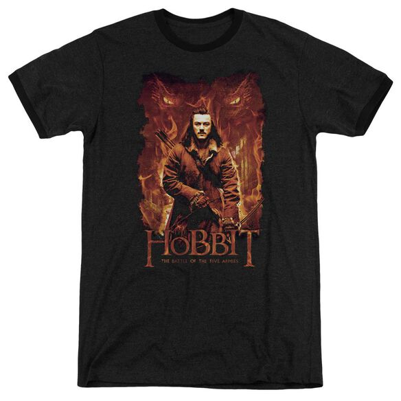 Hobbit Fates Adult Heather Ringer Black