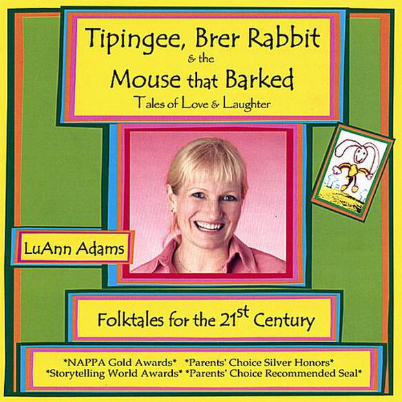 Tipingee Brer Rabbit & The Mouse That Barked