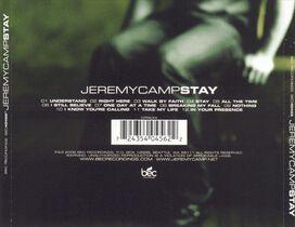 Jeremy Camp - Stay