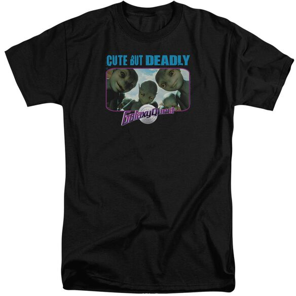 Galaxy Quest Cute But Deadly Short Sleeve Adult Tall T-Shirt