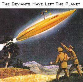 The Deviants - Deviants Have Left the Planet