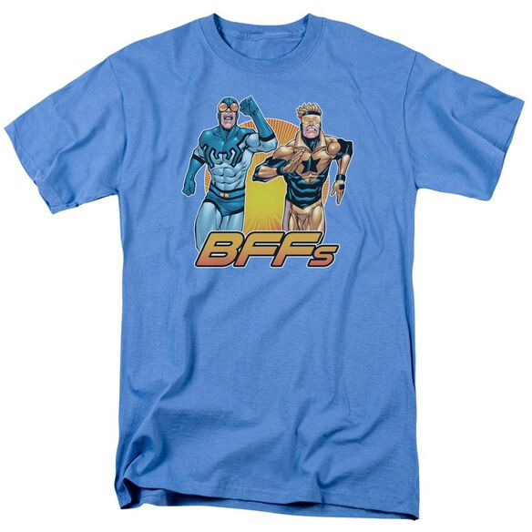 Jla Booster Beetle Bff Short Sleeve Adult Carolina T-Shirt