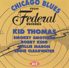 Various Artists - Chicago Blues from Federal Records