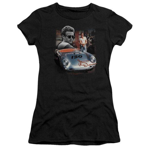 Dean Sunday Drive Short Sleeve Junior Sheer T-Shirt