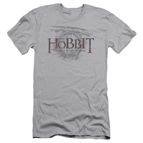 Hobbit Door Logo Short Sleeve Adult T-Shirt