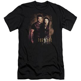 Farscape Wanted Short Sleeve Adult T-Shirt