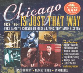 Various Artists - Chicago Is Just That Way [Box Set]