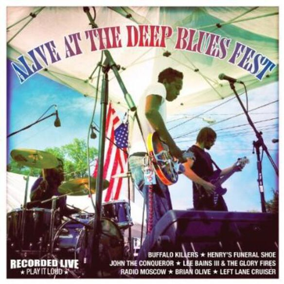 Alive At The Deep Blues Fest / Various (Dig)
