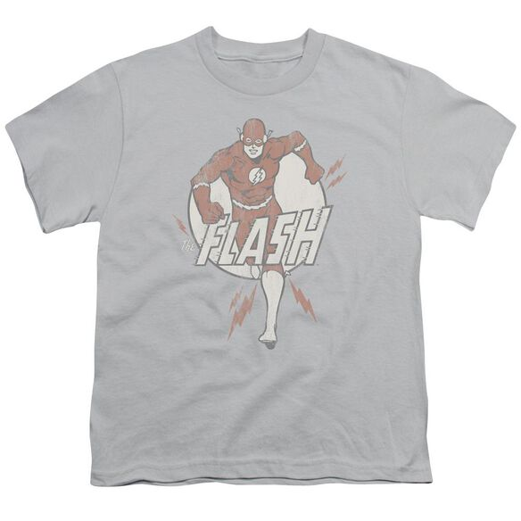 Dc Lightning Fast Short Sleeve Youth T-Shirt