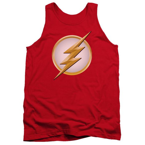 Flash New Logo Adult Tank