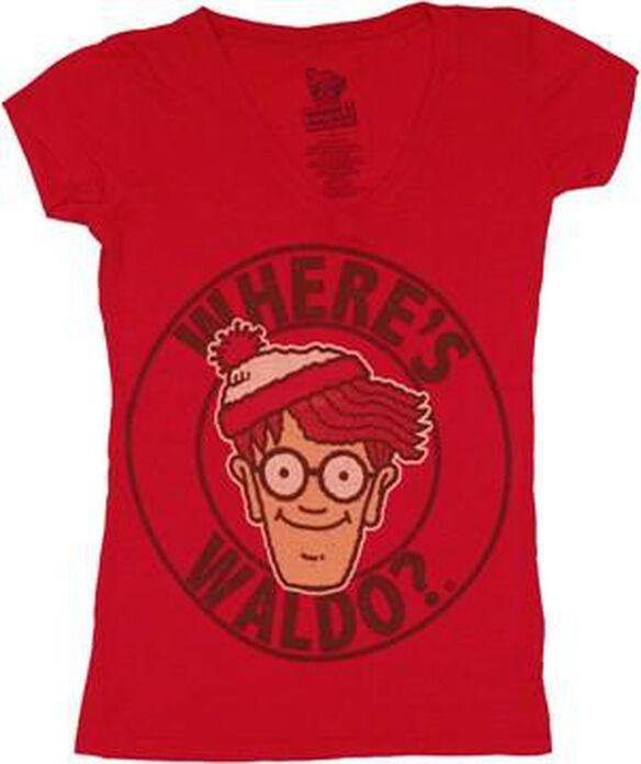 Where's Waldo Baby Tee