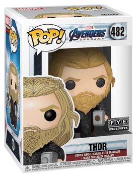 Funko Pop! Marvel Avengers Endgame - Thor With Weapon