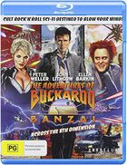 The Adventures of Buckaroo Banzai Across the 8th Dimension