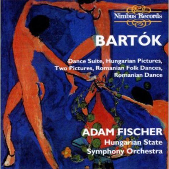Bartok/ Hungarian Sso/ Fischer - Dance Suite / Romanian Folk DS