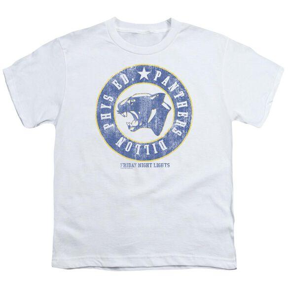 Friday Night Lights Phys Ed Short Sleeve Youth T-Shirt