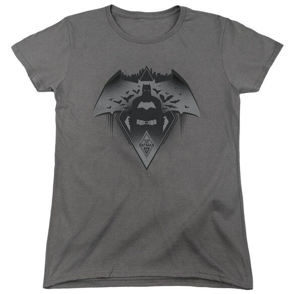 Batman V Superman Fear Short Sleeve Womens Tee T-Shirt