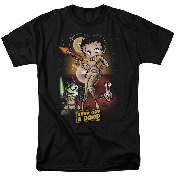 Betty Boop Star Princess Short Sleeve Adult T-Shirt