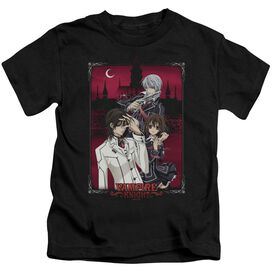 Vampire Knight Castle Pose Short Sleeve Juvenile T-Shirt