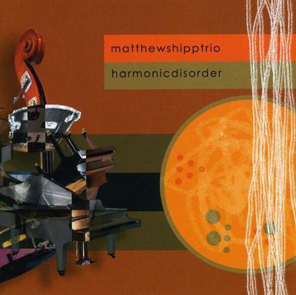 Matthew Shipp - Harmonic Disorder