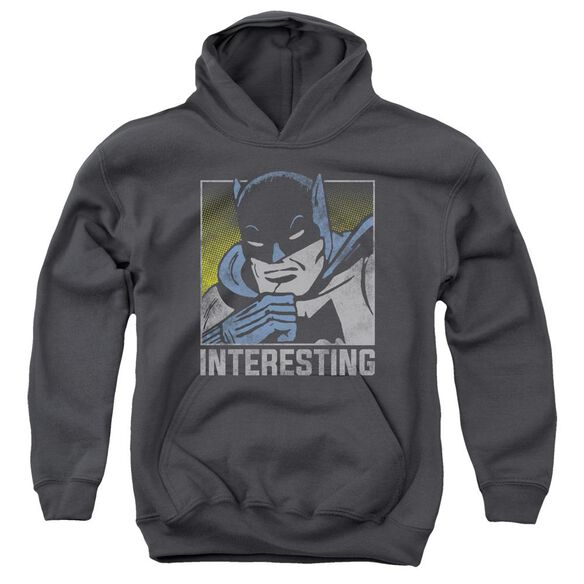 Dc Interesting Youth Pull Over Hoodie