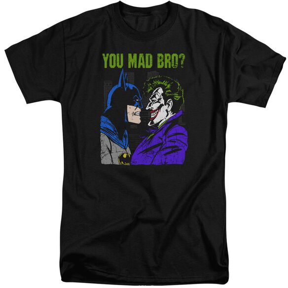 Dc Mad Bro Short Sleeve Adult Tall T-Shirt