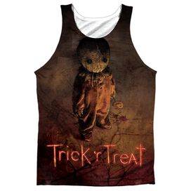 Trick R Treat Trick Poster Adult 100% Poly Tank Top