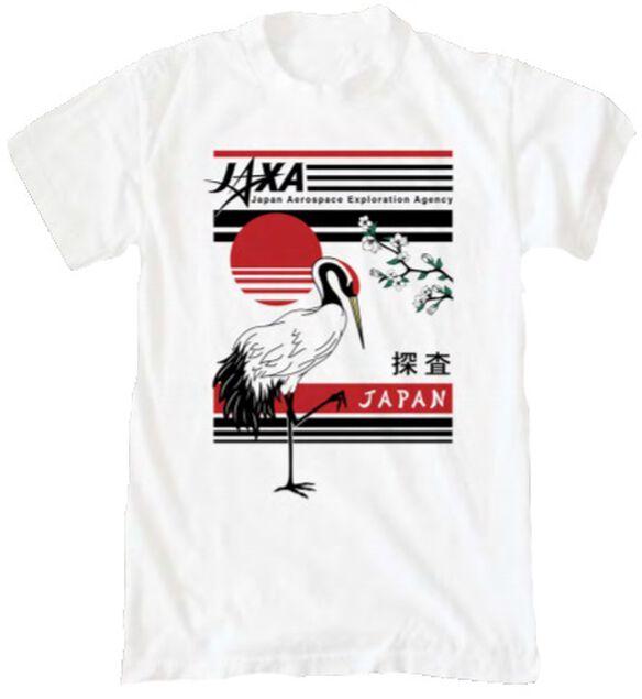 Riot Society Japan Crane T-Shirt