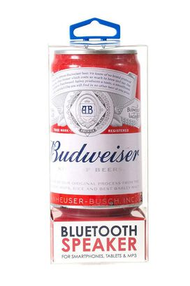 Budweiser Can Bluetooth Speaker