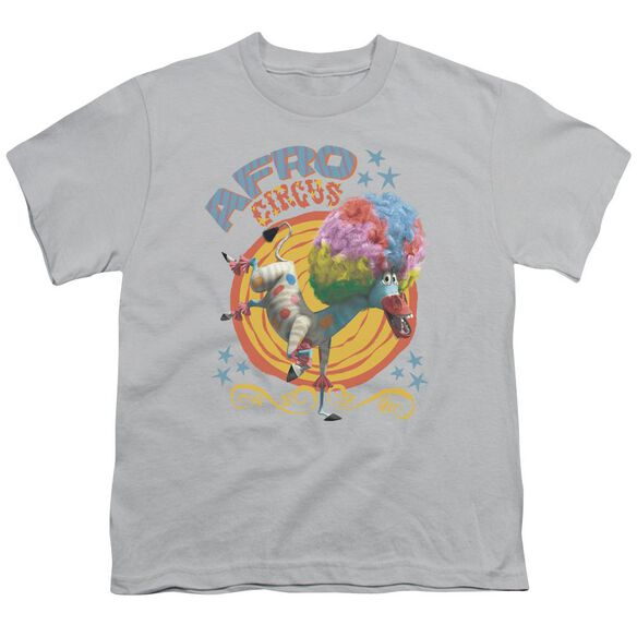 Madagascar Afro Circus Short Sleeve Youth T-Shirt