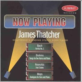 James Thatcher - Now Playing