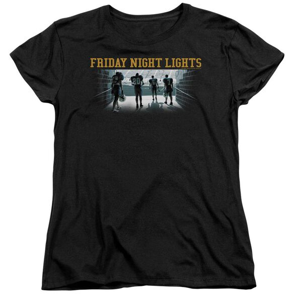 Friday Night Lights Game Time Short Sleeve Womens Tee T-Shirt