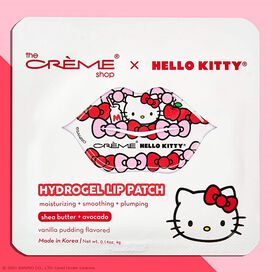The Crème Shop x Hello Kitty Hydrogel Lip Patch | Vanilla Pudding Flavored