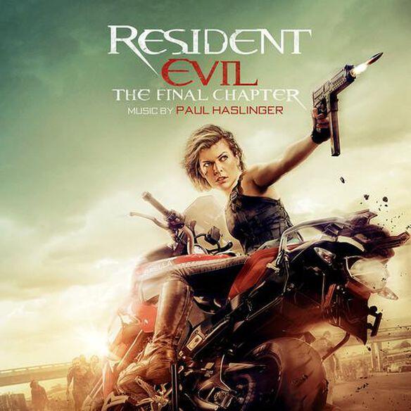 Resident Evil: The Final Chapter [Includes Digital Copy] [4K Ultra HD Blu-ray/Blu-ray]