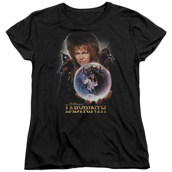 Labyrinth I Have A Gift Short Sleeve Womens Tee T-Shirt