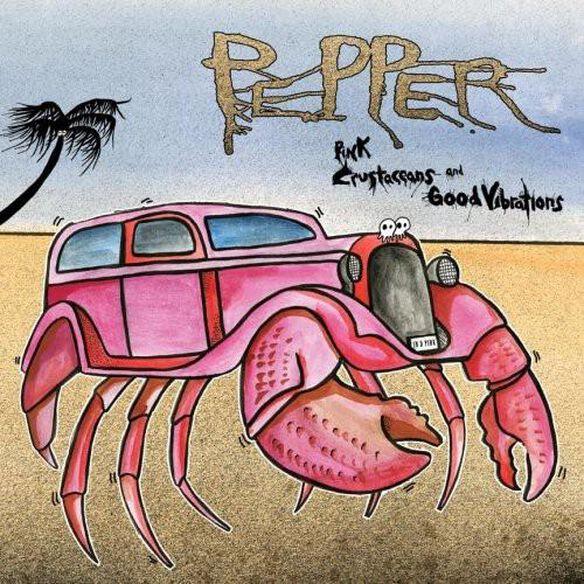 Pink Crustaceans & Good Vibrations