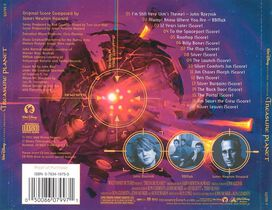 Original Soundtrack - Treasure Planet [Original Motion Picture Score]