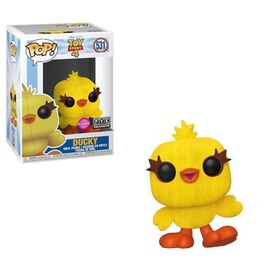 Funko Pop! Toy Story: Flocked Ducky