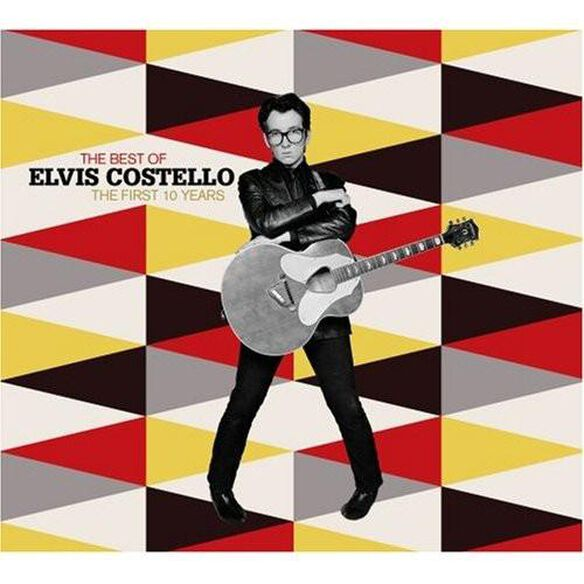 Best Of Elvis Costello: First 10 Years (Shm) (Jpn)