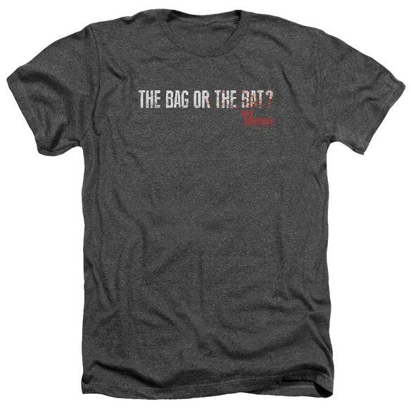 Ray Donovan Bag Or Bat Adult Heather