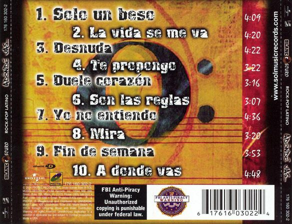 Solo Un Beso (Enhance0904