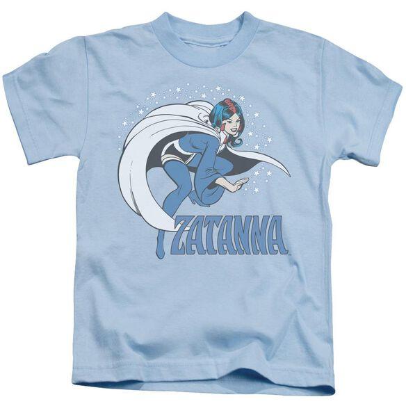Dc Zatanna Short Sleeve Juvenile Light T-Shirt